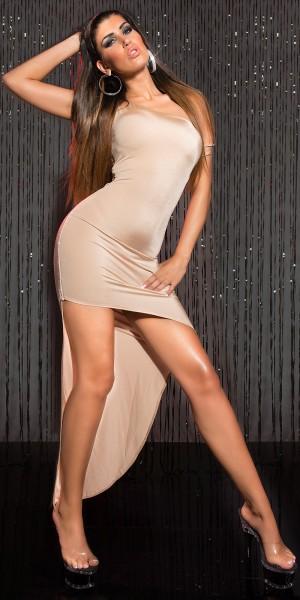 Sexy KouCla 2 Way-Kleid High-Low