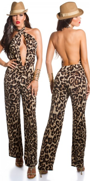 """Sexy HoT KouCla """"Party-Night"""" Neckholder Overall"""