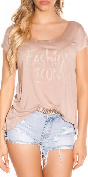 "Sexy KouCla XL Shirt ""Fashion Icons"""